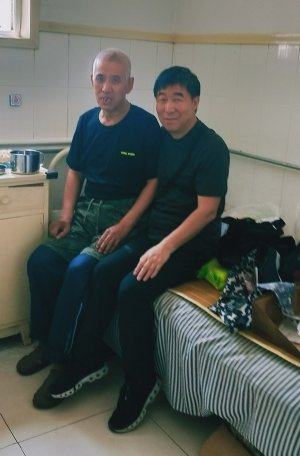 徐永海:我和国俪堃去看望了六四死刑犯王连禧