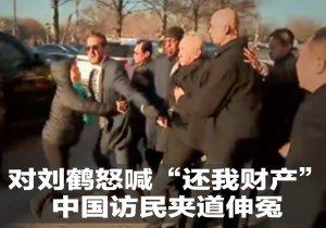 张智斌:从中国访民在美拦截国家领导人看维稳的困境和出路