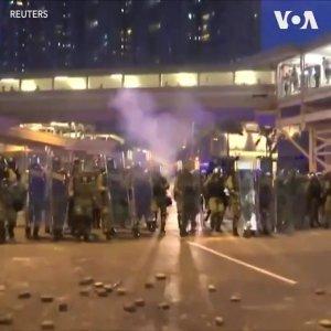 """矢文云: 共产党敢不敢真的出兵镇压香港""""反送中""""?"""