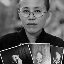 刘晓波:你的自画像--给小手指
