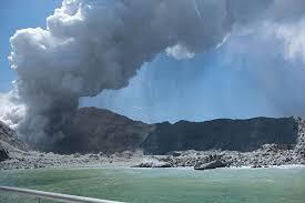 闵良臣:新西兰火山喷发有感