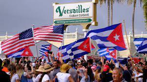 张杰:古巴民众走上街头要变天