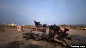 加州《中共病毒》雕像遭烧毁