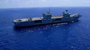 英航母编队穿行南中国海 中国会做何反应?