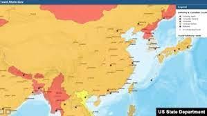 """众院通过法案禁止美政府中国地图含台湾 美议员:""""共产中国是共产中国,台湾是台湾"""""""