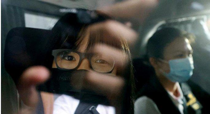 施英:一周新闻聚焦:香港支联会领袖被捕,警方搜查六四纪念馆检走大批证物