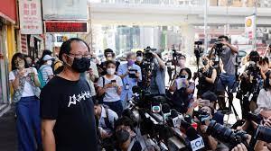 香港支联会宣布解散,六四烛光千万人接棒