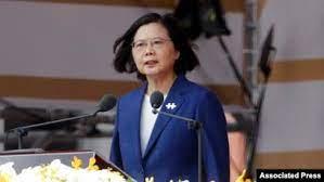 美专家评蔡英文双十演说:将台湾与中国区分,拒绝中国叙事
